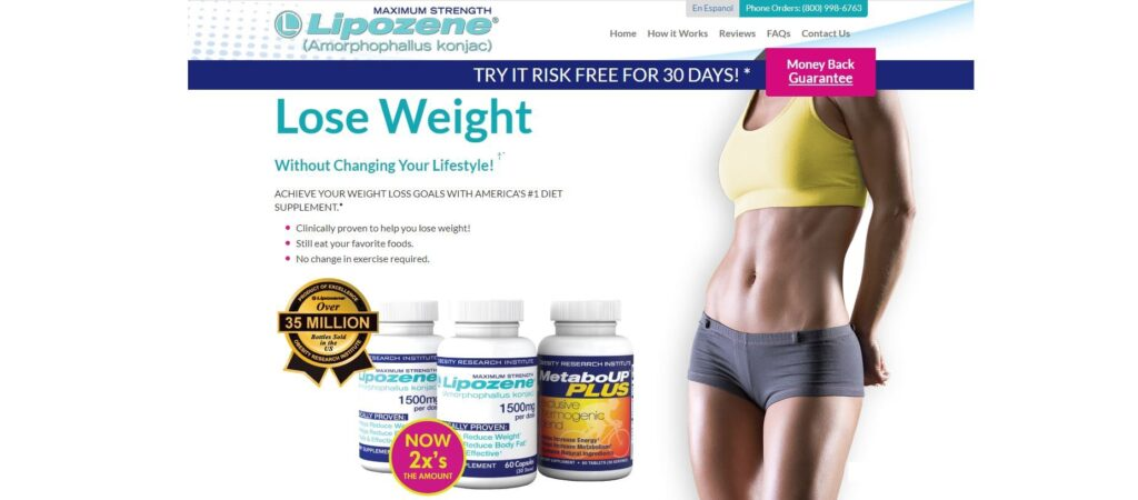 Lipozene Review: Does It Work and Is It Safe?