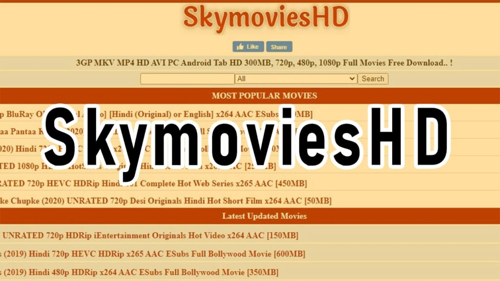 SkymoviesHD 2020: Skymovieshd.In Download Free Bollywood & Hollywood Movies