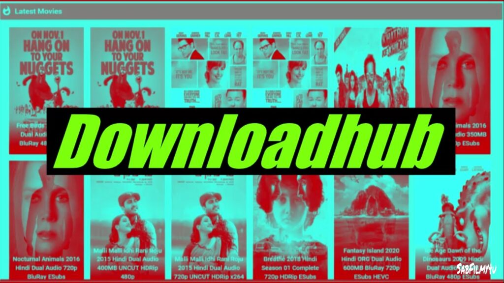 Downloadhub Website 2020: Free HD Movies Download- Is it legal and safe?